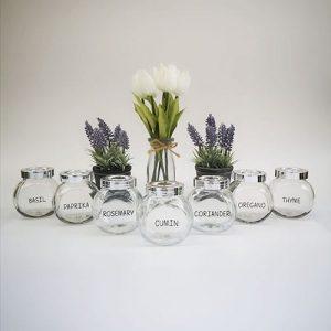 Custom Herb/Spice Label Example