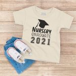 Nursery Graduate 2021 Sand T-Shirt