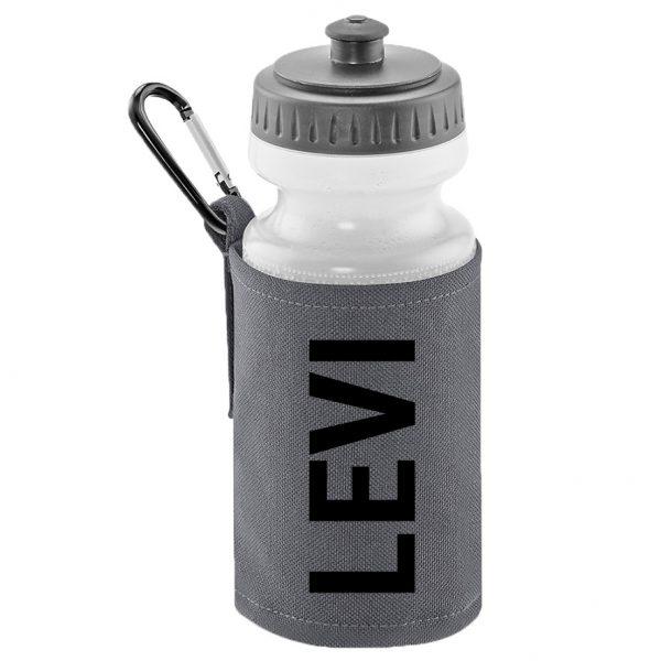 Bold Name Bottle Design