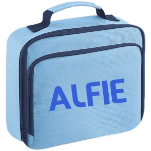 Bold Name Lunch Box