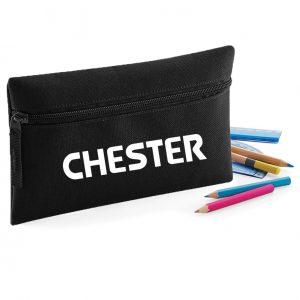 Bold Name Design Pencil Case