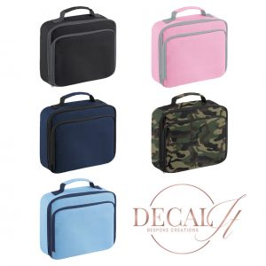 Grouped Colours Lunch Box