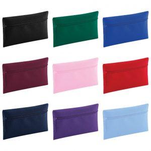Grouped Colour Pencil Cases