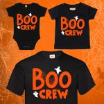 Boo Crew Twinning T Shirt