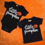 Little Pumpkin Tee