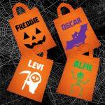 Personalised Treat Bag – Bold Name