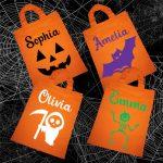 Personalised Treat Bag – Script Name