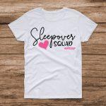 Sleepover Squad #NoSleep – White