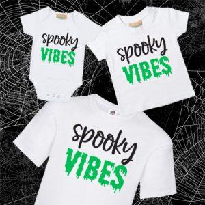 Spooky Vibes Tees