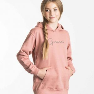 Childrens Personalised Signiture Hoodie Product Image